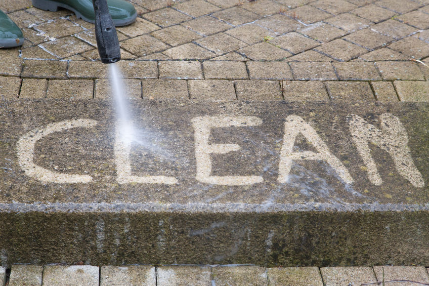 Lovely Pressure Washing Services