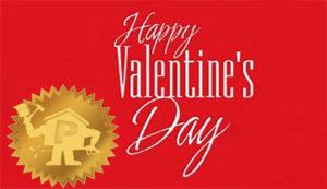 Valentine's Day Home Improvement Ideas